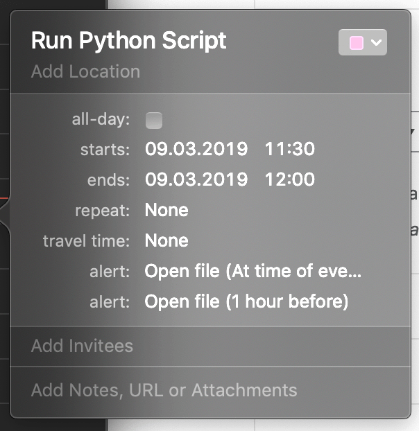 How to schedule your Python Scripts on Mac and Windows