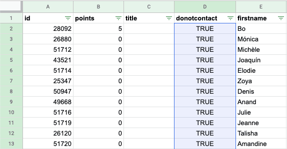 How to Set Contacts Segments to Do Not Contact in Mautic